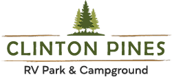 Clinton Pines RV Park & Campground Logo